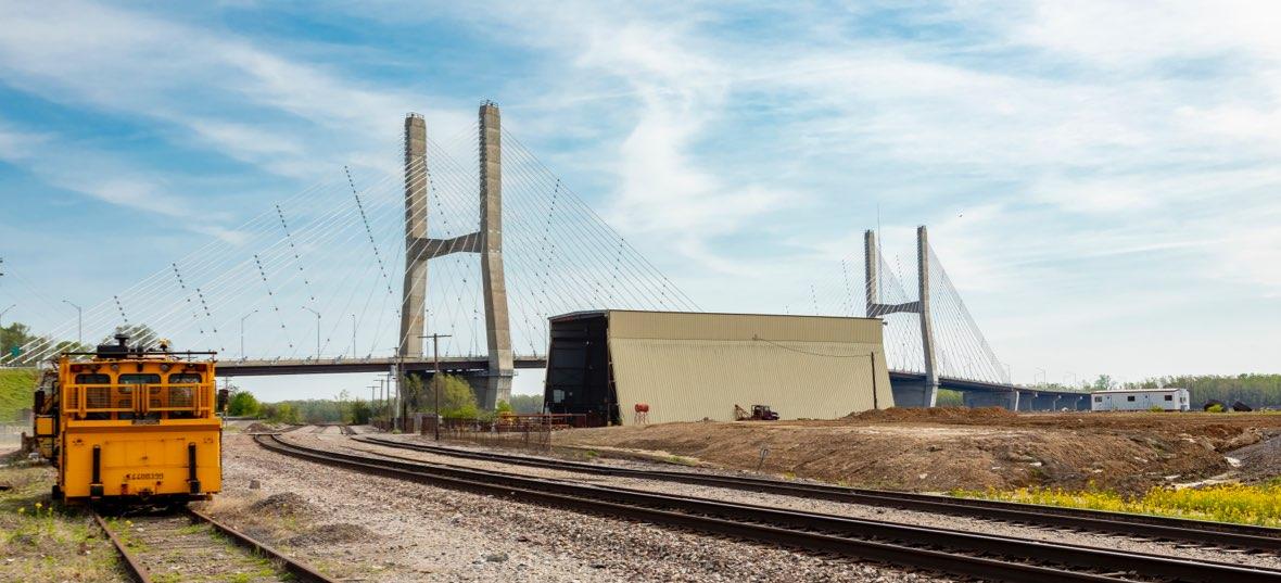 .Cape Railroad Bridge